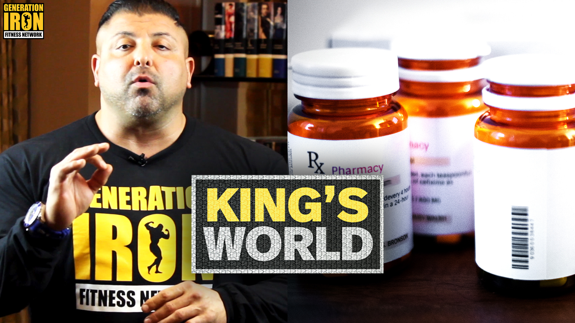 King's World: King Kamali's Favorite SARMs And What They Do