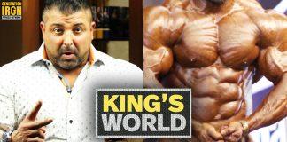 Hell Week Bodybuilding King's World King Kamali Generation Iron