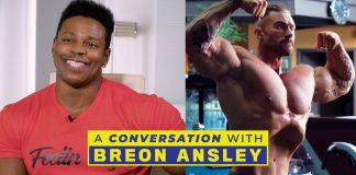 A Conversation With Breon Ansley Part 1 Chris Bumstead Generation Iron