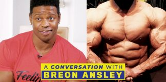 A Conversation With Breon Ansley Part 3 Generation Iron