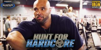 Hunt For Hardcore East Coast Mecca Rich Gaspari Generation Iron