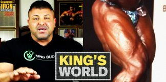 King's World Freaky Legs Generation Iron