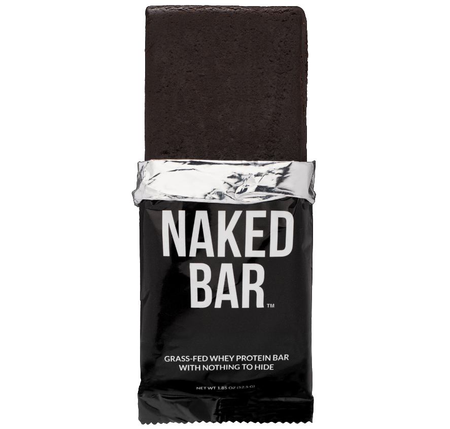 Is Naked Bar the Next Great Grass-Fed Whey Protein Snack?