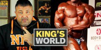King's World King Kamali Pro card Generation Iron
