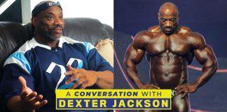 A Conversation With Dexter Jackson Generation Iron