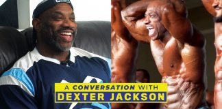 A Conversation With Dexter Jackson Part 1 Olympia 2019 Generation Iron