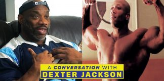 Dexter Jackson Talks Shawn Rhoden Olympia Generation Iron