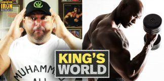 King's World King Kamali Talks 5 Biggest Bodybuilder Mistakes Generation Iron