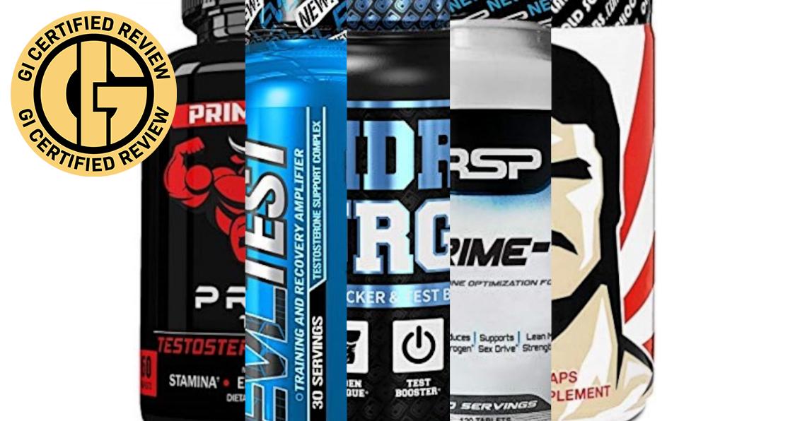 Testosterone Booster Supplements - Steven Machen