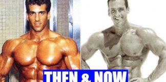 Bob Paris Then & Now Generation Iron