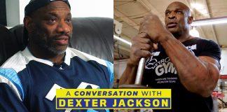 Dexter Jackson Ronnie Coleman Generation Iron