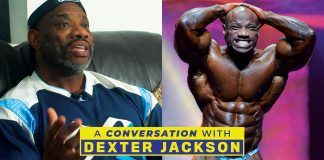Dexter Jackson Men's Open Bodybuilding Carries All Other Divisions Generation Iron