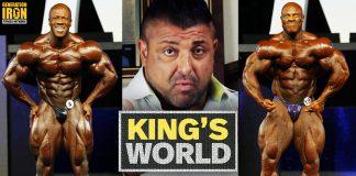 Kings World Shawn Rhoden vs Phil Heath Generation Iron