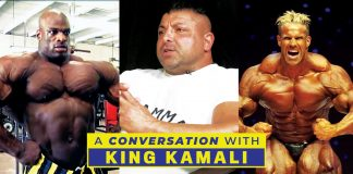 A Conversation With King Kamali Ronnie Coleman vs Jay Cutler Generation Iron