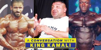 A Conversation With King Kamali Part 2 Olympia 2019 Generation Iron
