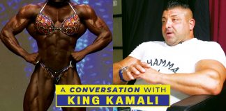 Conversation With King Kamali Part 3 Women's Bodybuilding Generation Iron