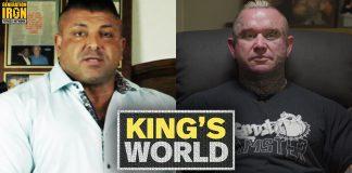 Lee Priest King Kamali Interview Generation Iron