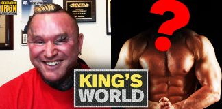 King's World Lee Priest Who Is the Biggest Bodybuilding Asshole