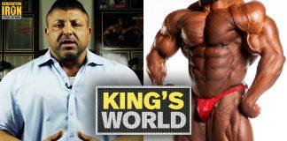 King Kamali Freakiest Body Parts Of All Time Bodybuilding Generation Iron