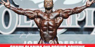Shawn Clarida Olympia 2019 Men's 212 Prejudging Generation Iron