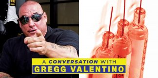 A Conversation With Gregg Valentino Drug Testing Bodybuilding Generation Iron