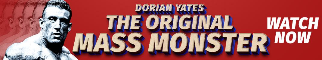 Dorian Yates The Original Mass Monster