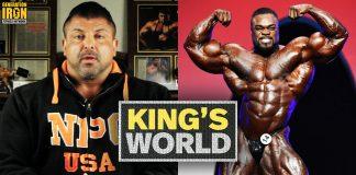 King Kamali's Olympia 2019 Review Generation Iron King's World