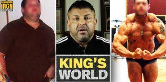 King Kamali Body Transformations Generation Iron