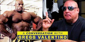Gregg Valentino Ronnie Coleman Training Too Hard Generation Iron