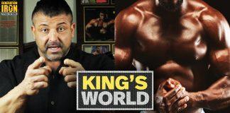 King's World Top 10 Bodybuilding Tips Generation Iron