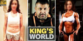 King Kamali Bodybuilding Transformations Generation Iron
