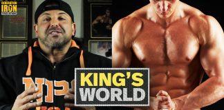 King Kamali Best Bodybuilding Advice Generation Iron