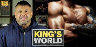 King Kamali Craziest Bodybuilding Contest Prep Stories