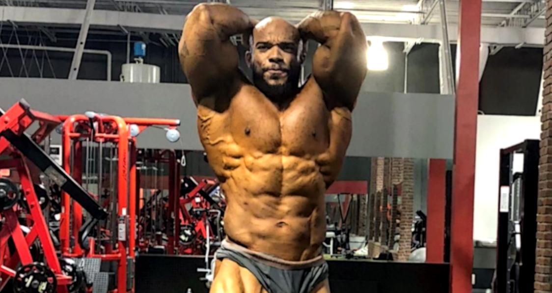 Sergio Oliva Jr Bodybuilder