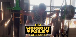 Top Workout Fails Of The Week Generation Iron
