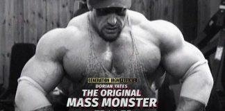 Dorian Yates: The Original Mass Monster Trailer 2 Generation Iron