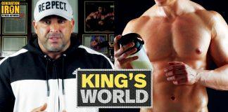 King Kamali Best Fat Burner Stack Generation Iron