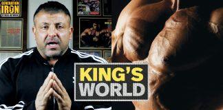 King's World Build Massive Chest