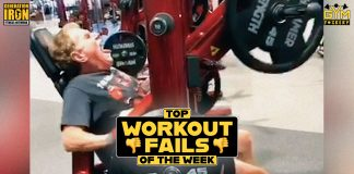 Top Workout Fails December Generation Iron