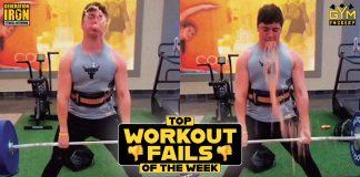 Top Workout Fails Deadlift Vomit Christmas Generation Iron