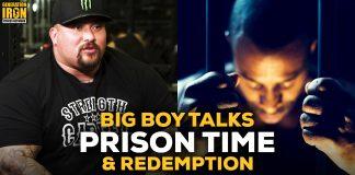 Big Boy Prison And Redemption Generation Iron