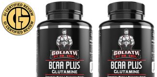 Goliath BCAA Plus Supplement Review Generation Iron
