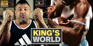King's World Arm Workout Generation Iron