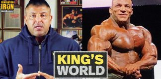 King Kamali Arnold Classic 2020 Predictions Generation Iron