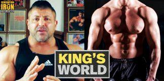 King Kamali's Craziest Bodybuilding Stories Generation Iron