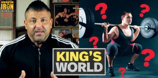King's World Top 5 Bodybuilding Questions Generation Iron