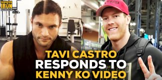 Tavi Castro Responds To Kenny KO Video Generation Iron