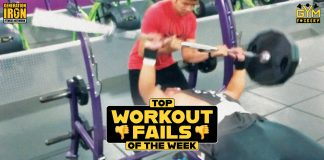 Top Workout Fails Treadmill Generation Iron