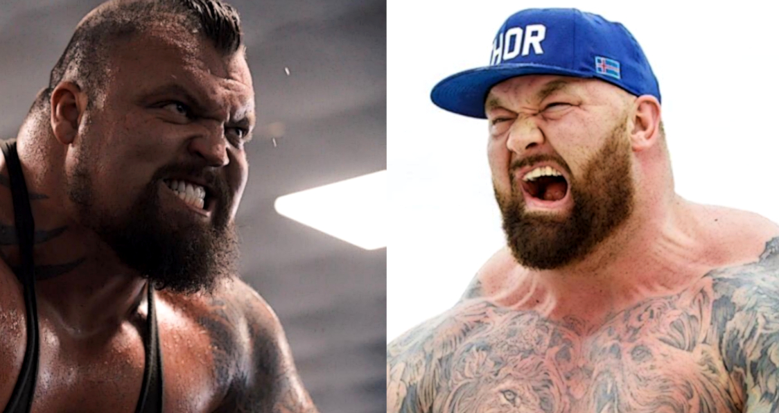 Battle Of The World S Strongest Will Eddie Hall Fight Hafthor