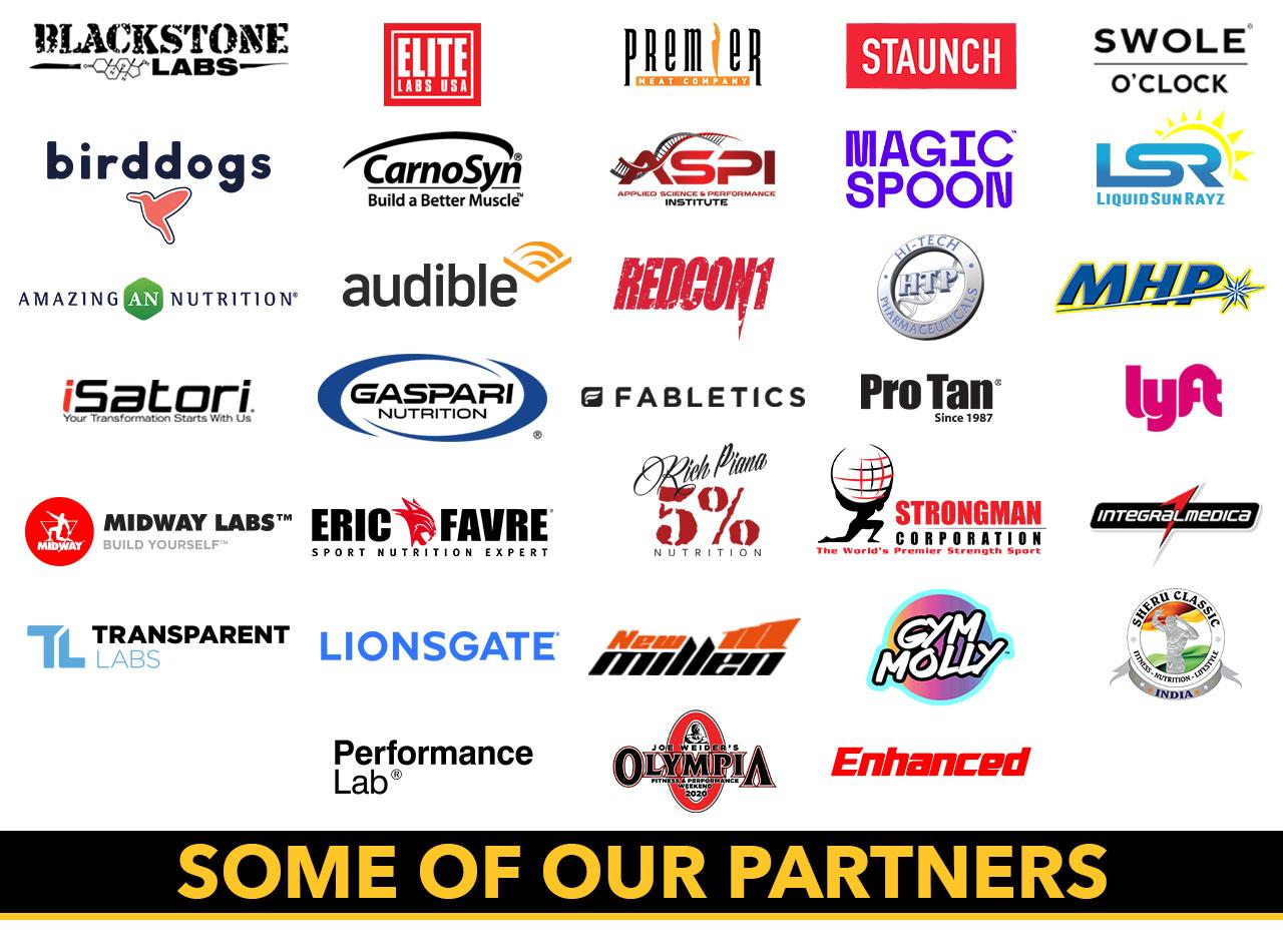 Advertising Partners Generation Iron